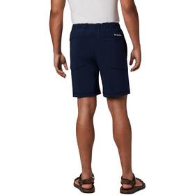 Columbia Lodge Woven Shorts Men collegiate navy